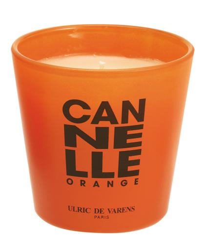 Candela Parfumata Luxury Edition Ulric De Varens Canelle Orange