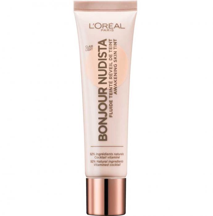 BB Cream L Oreal Paris Bonjour Nudista, Light, 12 ml