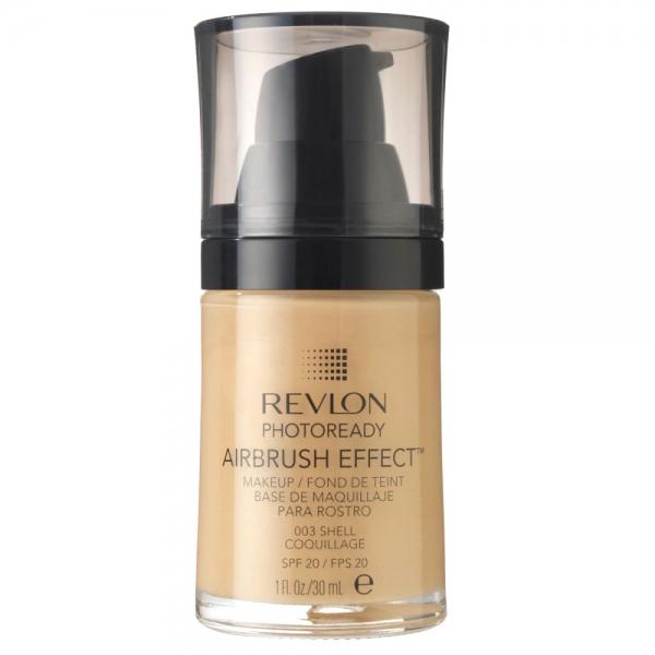 Fond De Ten Revlon Photoready Airbrush Effect 003 Shell 30 Ml
