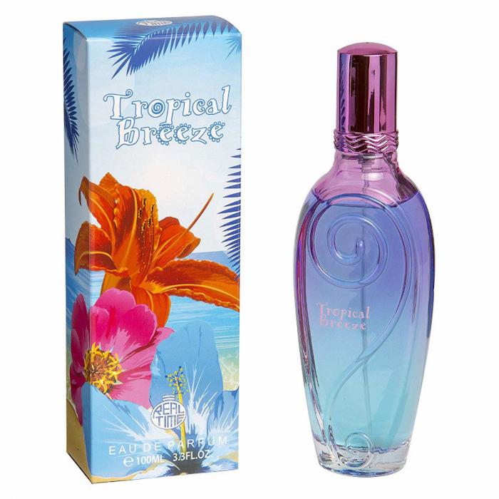 Apa de Parfum Real Time TROPICAL BREEZE Ladies EDP, 100 ml