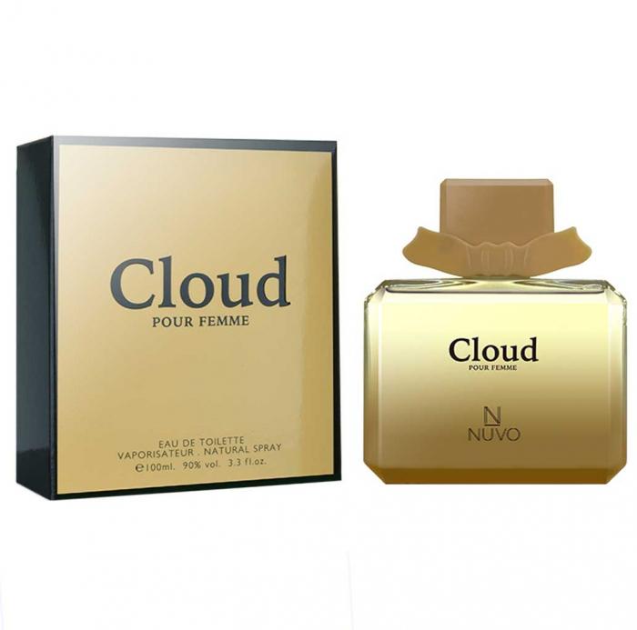 Apa De Toaleta Nuvo Parfums Cloud Pour Femme Edt 100 Ml