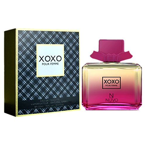 Apa De Toaleta Nuvo Parfums Xoxo Pour Femme Edt 100 Ml