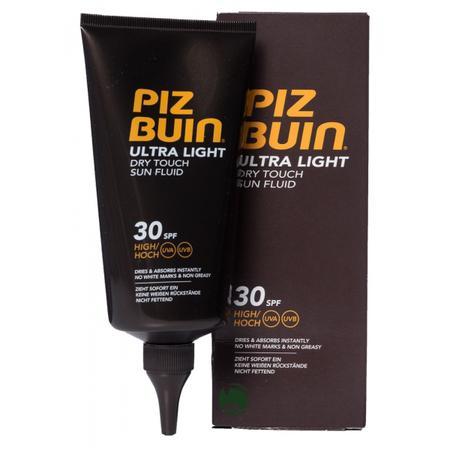 Fluid Piz Buin Ultra Light Dry Touch Cu Protectie Solara Spf 30 150 Ml