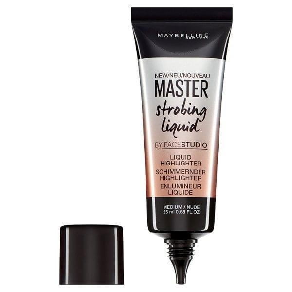 Iluminator Lichid MAYBELLINE MASTER STROBING Medium Nude, 25 ml