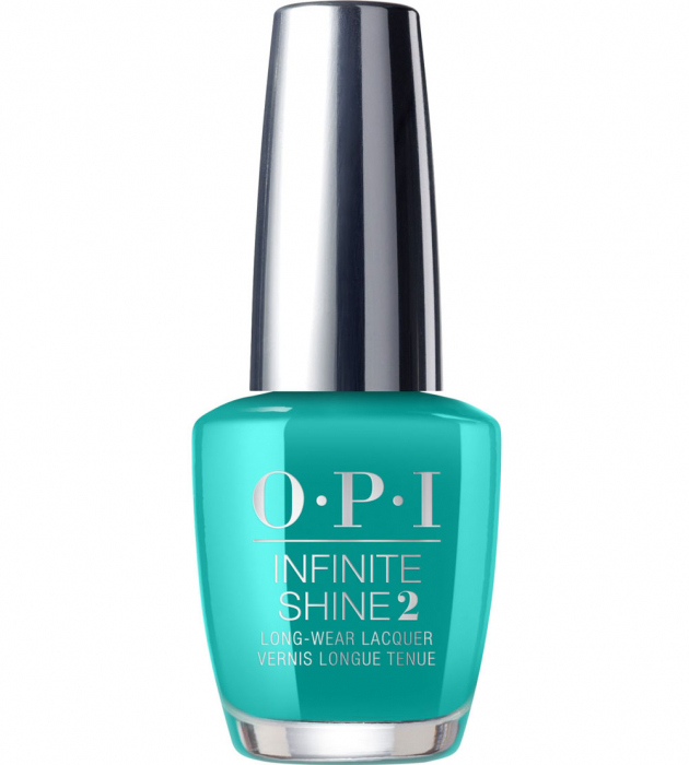 Lac de unghii OPI Infinite Shine 2, Dance Party Teal Dawn, 15 ml