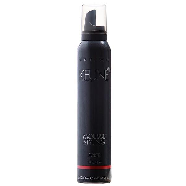 Spuma Cu Fixare Forte Keune Mousse Styling 200 ml