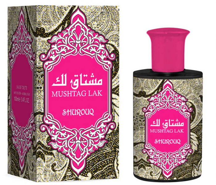 Parfum Arabesc Dama, Mushtag Lak By Shurouq Edt, 100 Ml