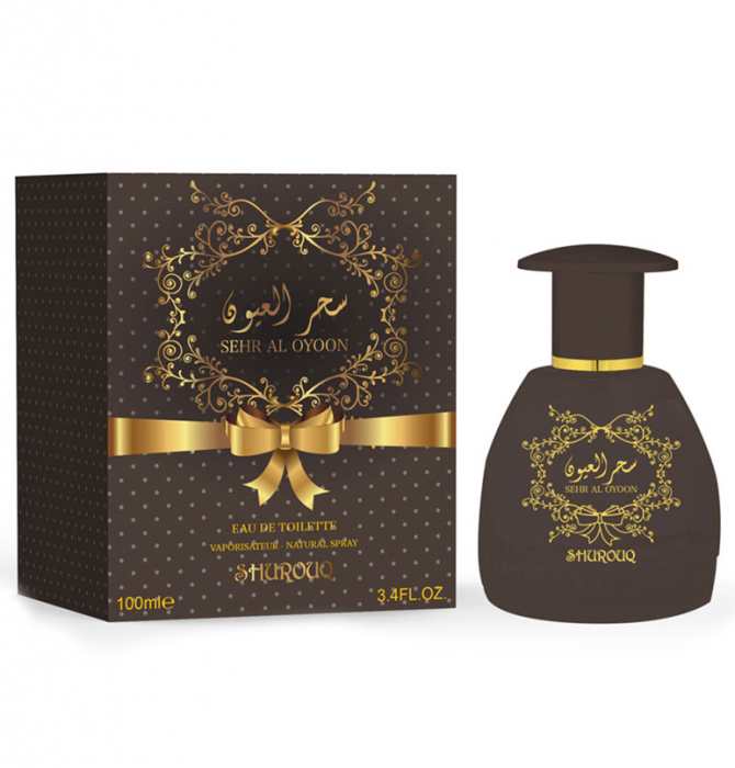 Parfum Arabesc Dama, Sehr Al Oyoon By Shurouq Edt, 100 Ml