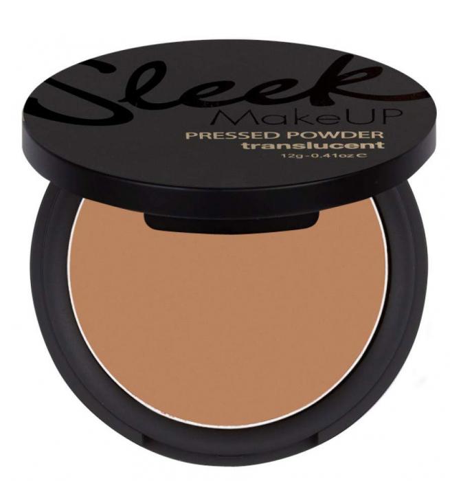Pudra Translucida SLEEK MakeUP Translucent Pressed Powder Light 12 g