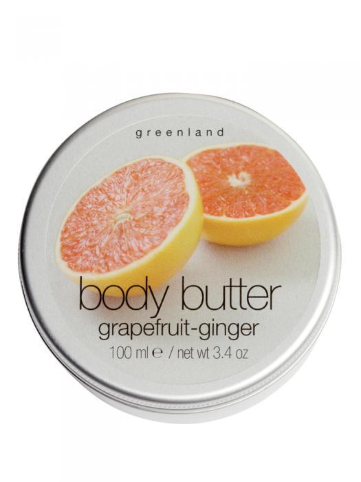 Unt De Corp Greenland Cu Grapefruit Si Ghimbir 100 Ml