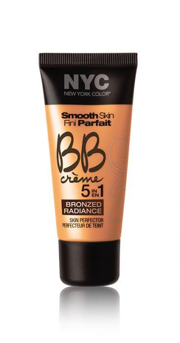 BB Cream NYC Smooth Skin Bronzed Radiance 004 Light