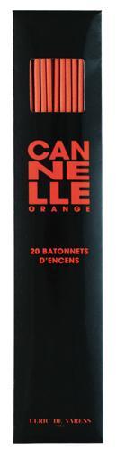 Betisoare Parfumate Ulric de Varens - Canelle Orange