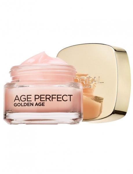 Crema de zi anti rid L Oreal Paris Age Perfect Golden Age Rosy Re Fortifying Day Cream 50 ml
