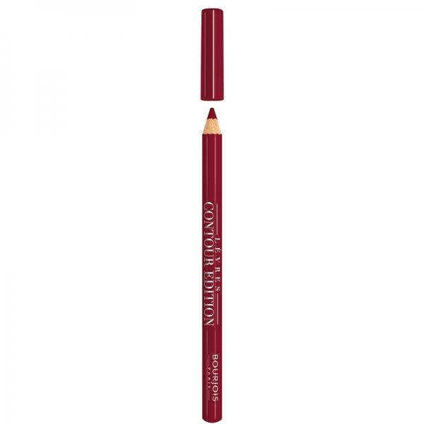 Creion Contur De Buze Bourjois Lip Liner Contour Edition 10 Bordeaux Line 1.14g
