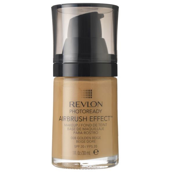 Fond De Ten Revlon Photoready Airbrush Effect 008 Golden Beige 30 ml