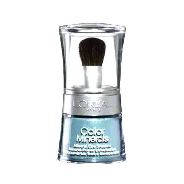Fard de Pleoape Mineral Iluminator L'OREAL Paris Color Minerals - 09 Topaz Shimmer