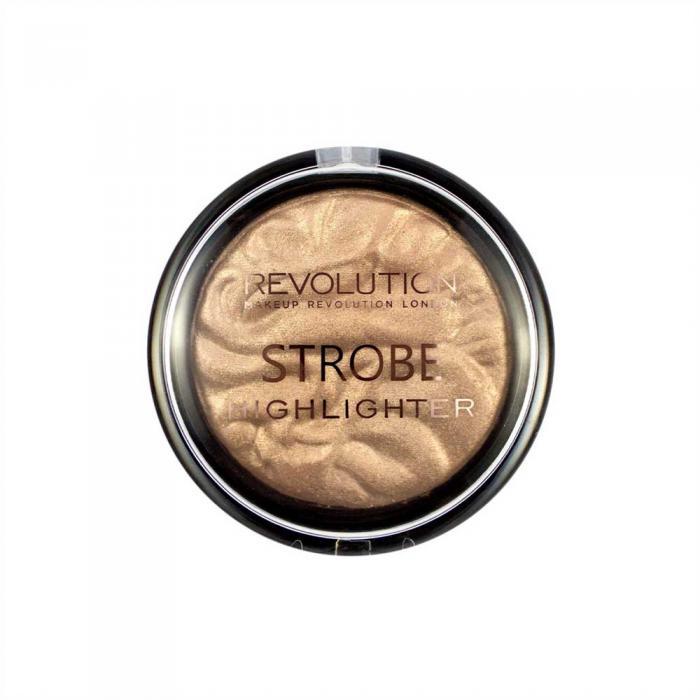 Iluminator bronzant MAKEUP REVOLUTION Strobe Highlighter Rejuvenate 7.5g