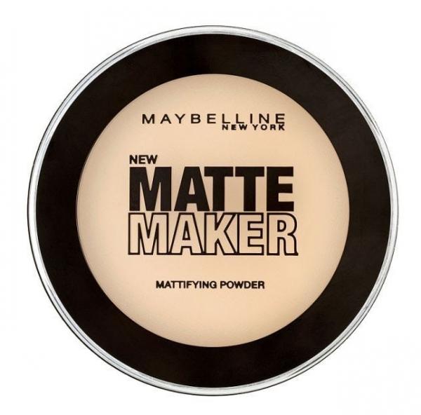 Pudra Maybelline Matte Maker 20 Nude Beige 16 gr