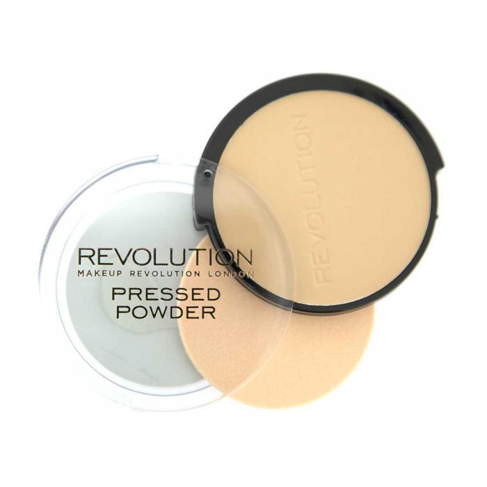Pudra compacta translucida MAKEUP REVOLUTION Pressed Powder Translucent 7.5g