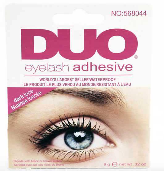 Imagine Adeziv Profesional Gene False Duo Eyelash Waterproof Dark Tone