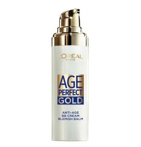B.B Cream Iluminator Anti Age L OREAL Nutri Lift Gold 30ml