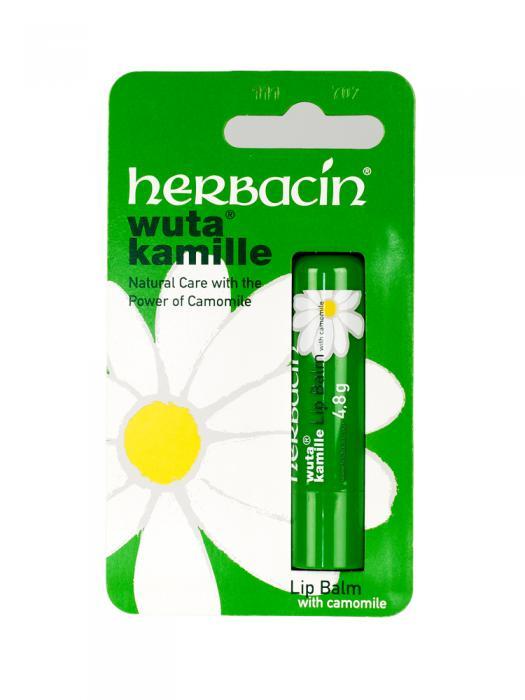 Balsam De Buze Herbacin Cu Musetel