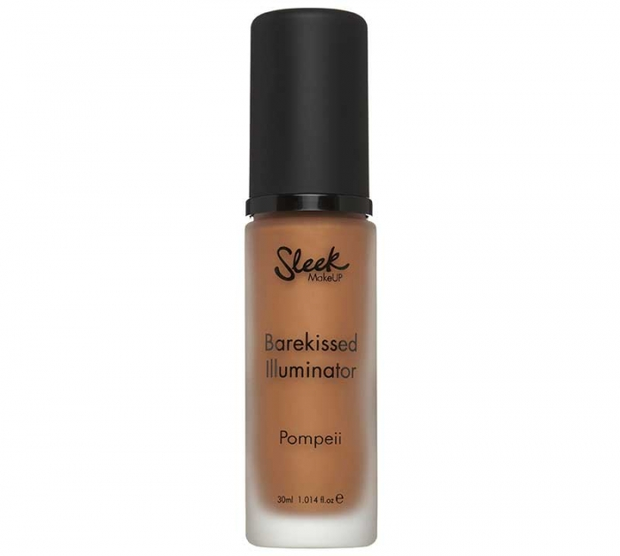 Iluminator lichid SLEEK MakeUP Barekissed Illuminator Pompeii 30ml
