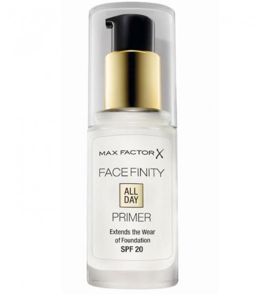 Baza de machiaj Max Factor Face Finity All Day Primer 30 ml
