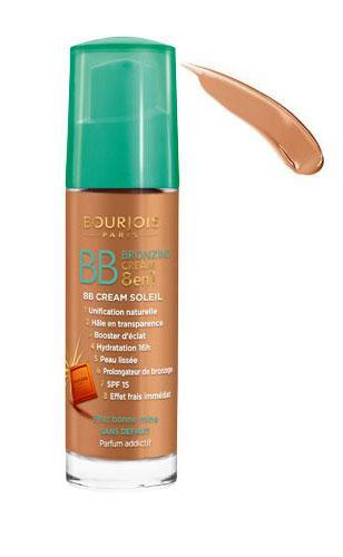 BB Cream BOURJOIS Bronzing 8 in 1 cu efecte iluminatoare irizante 30ml
