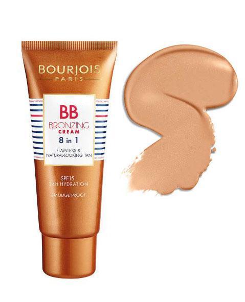 BB Cream Iluminator Bourjois Bronzing Cream 01 Fair