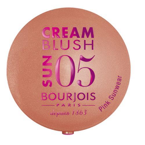 Fard De Obraz Cremos Bourjois Cream Blush Sun 05 Pink Sunwear
