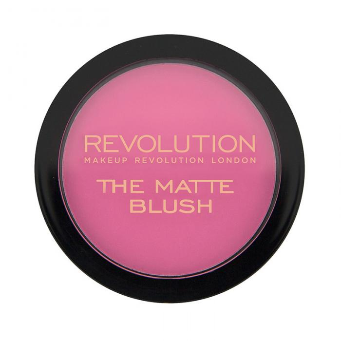 Blush Mat Makeup Revolution The Matte Blush Dare