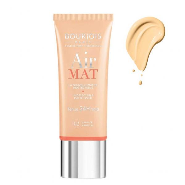 Fond de Ten Mat BOURJOIS Air Mat Foundation 02 Vanilla 30ml