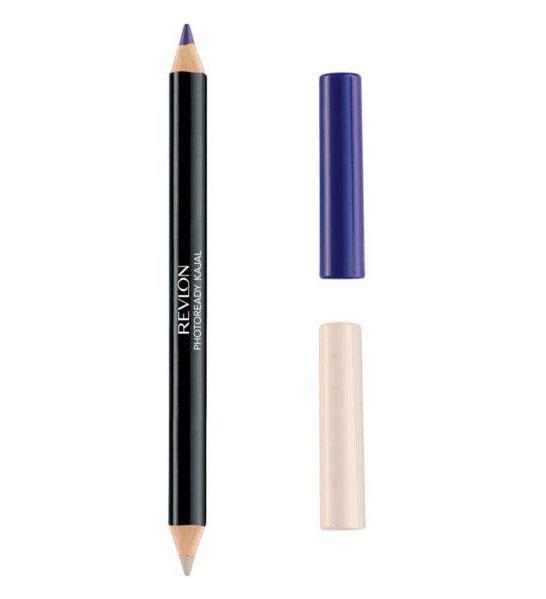 Creion de ochi dublu Revlon Photoready Kajal 004 Purple Reign