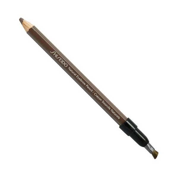 Creion De Sprancene Shiseido Natural Eyebrow Pencil BR603 Light Brown