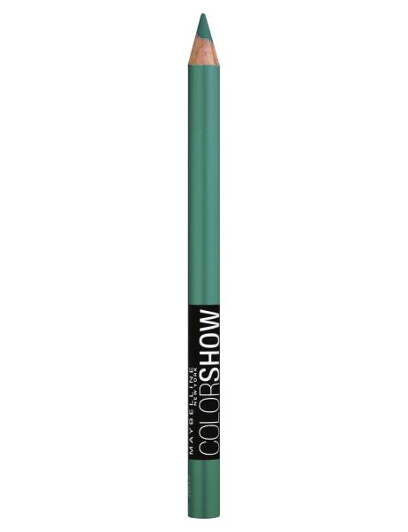 Creion De Ochi Maybelline COLOR SHOW 300 Edgy Emerald