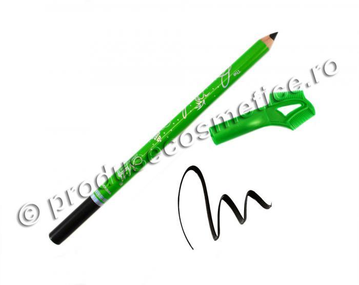 Creion de Sprancene Rezistent la transfer MENOW 01 Negru