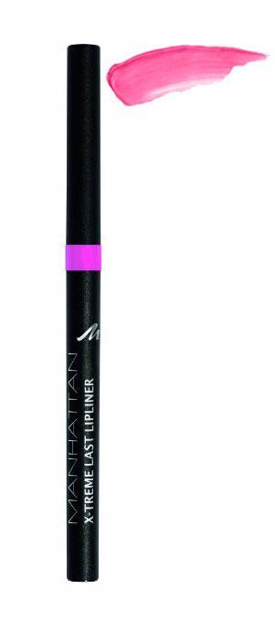 Creion De Buze Retractabil Manhattan X Treme Last 57f Delicious Pink