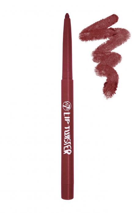 Creion De Buze Retractabil W7 Lip Twister - Shiraz