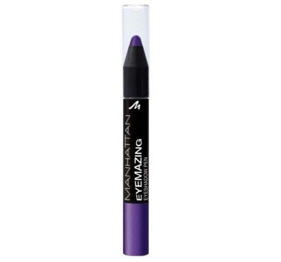Creion De Ochi Jumbo Manhattan EYEMAZING 60 Purple