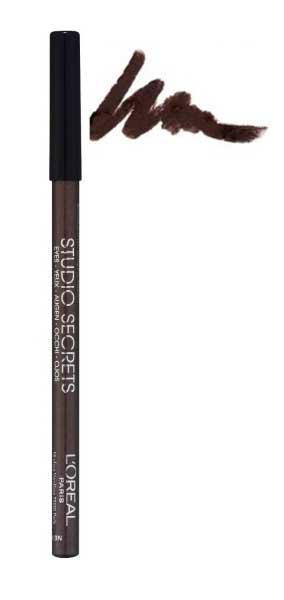 Creion De Ochi L'oreal Studio Secrets - 381 Green Eyes Brown