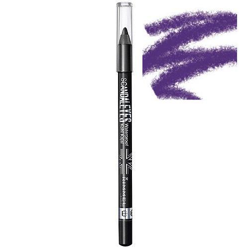Creion de Ochi Rimmel ScandalEyes Waterproof Kohl Kajal 13 Purple