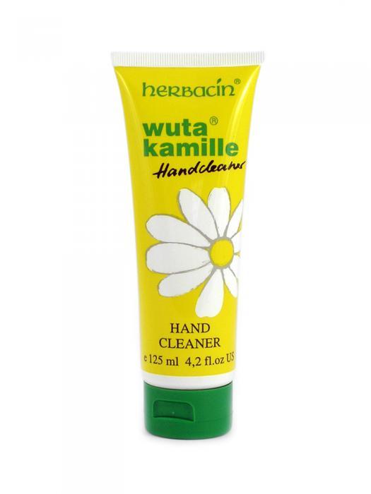 Crema De Curatare Pentru Maini Herbacin Cu Musetel 125 ml