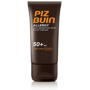Crema de Fata Piz Buin Allergy Sensitive Cream cu SPF 50 40ml