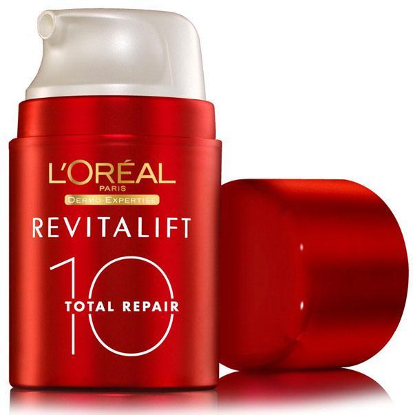 Crema De Noapte Antirid L oreal Revitalift Total Repair 10 50 ml