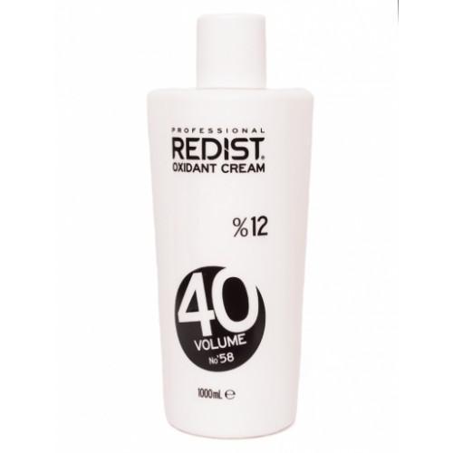 Crema Oxidanta Profesionala 40 Pentru Par 12% Redist - 1000 ml