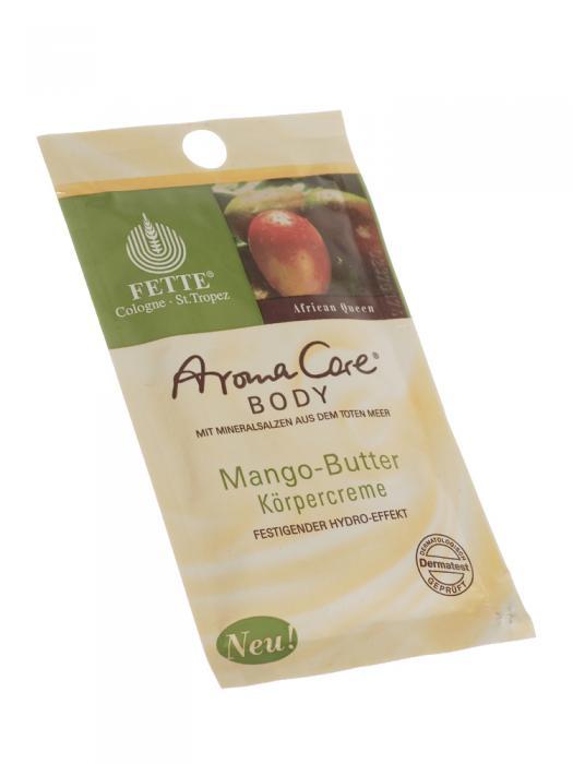 Crema de Corp DermaSel Aroma Care cu Unt de Mango - 30 ml
