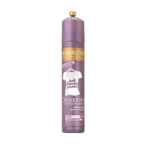 Deodorant Spray Bourjois Anti Traces Jaunes 200 ml