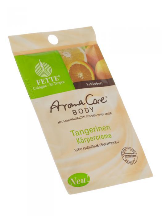 Crema de Corp DermaSel Aroma Care cu Mandarine - 30 ml