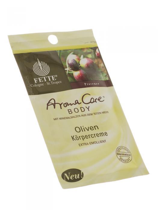 Crema de Corp DermaSel Aroma Care cu Ulei de Masline - 30 ml